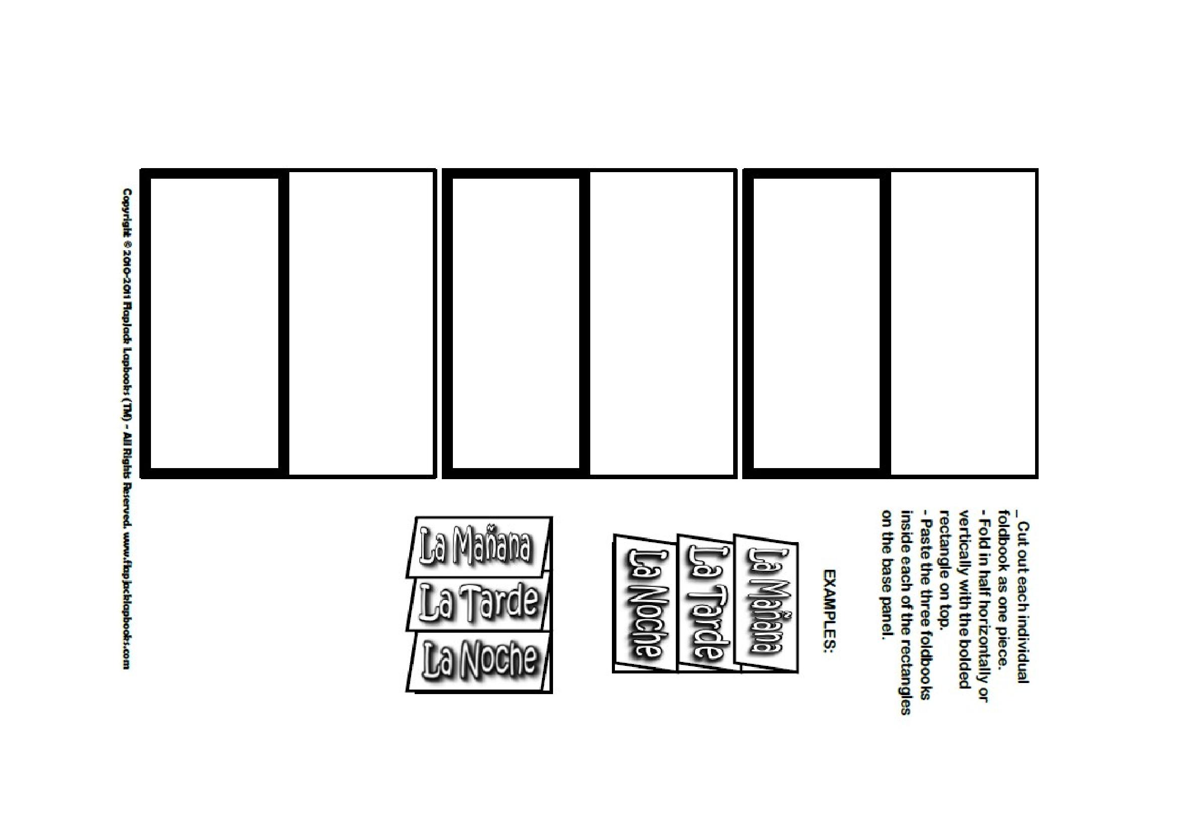 Plantillas lapbook - Education | lapbook | Pinterest | School