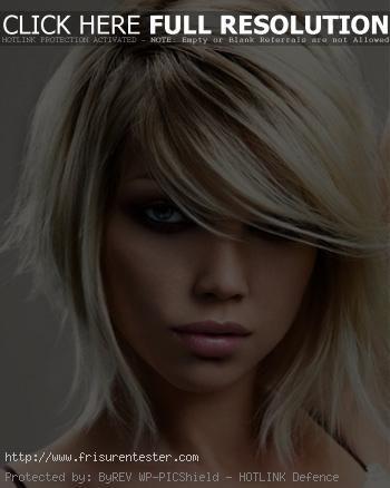 Frisuren halblange haare 2015