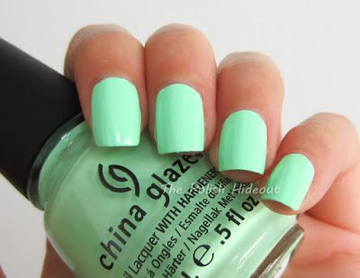 China Glaze Highlight of My Summer WANT