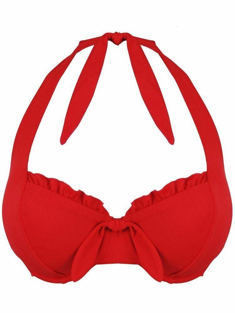 Pour Moi Fiesta Underwired Strapless Top Haut de Maillot de Bain Femme