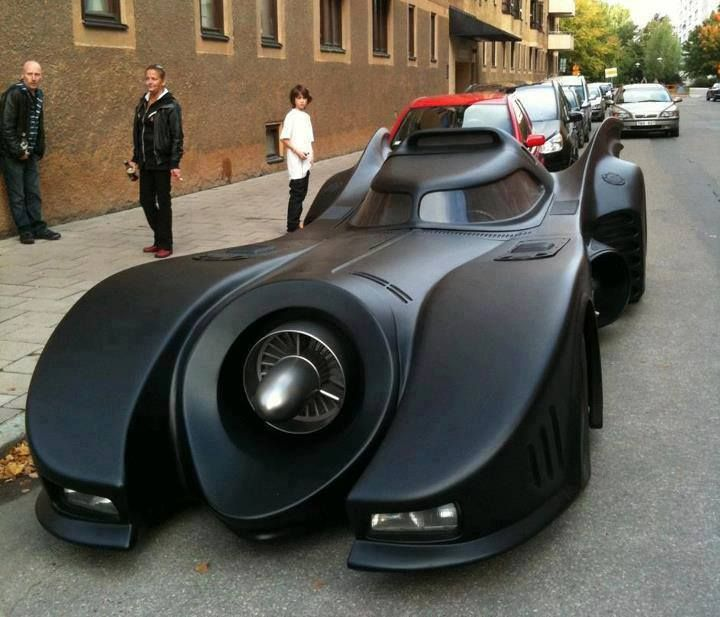 Holy Awesome Cars Batman It S The Batmobile With Images Cars