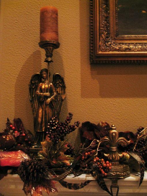 tuscan christmas decorating ideas | & GOLD TUSCAN CHRISTMAS! - Living Room  Designs - Decorating Ideas . - Tuscan Christmas Decorating Ideas & GOLD TUSCAN CHRISTMAS