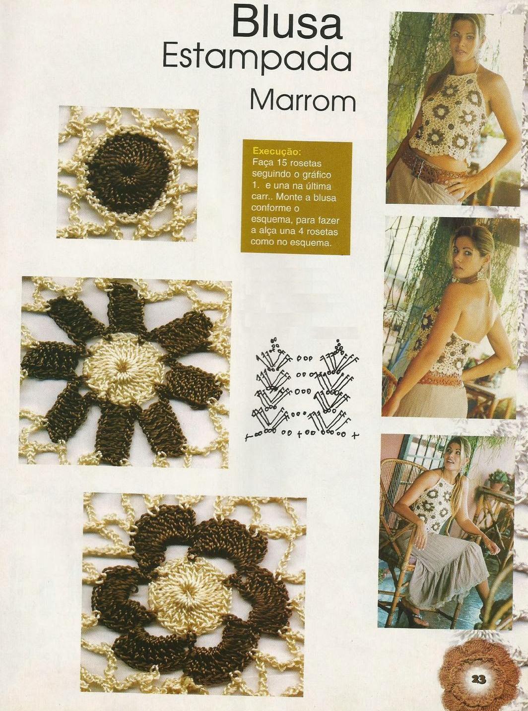 Patrones Crochet | #crochet 38 | Pinterest | Crochet
