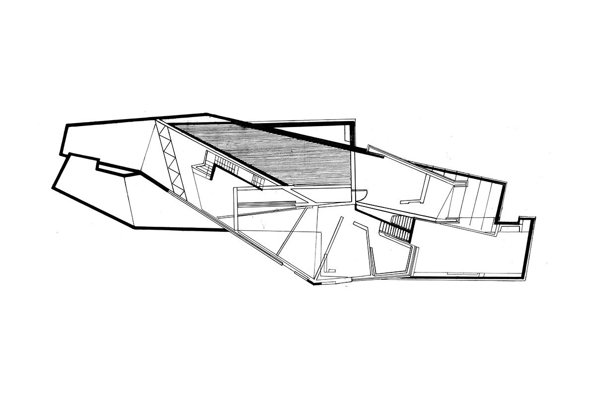 Design II - Analytical Investigations: The Mobius House on Behance