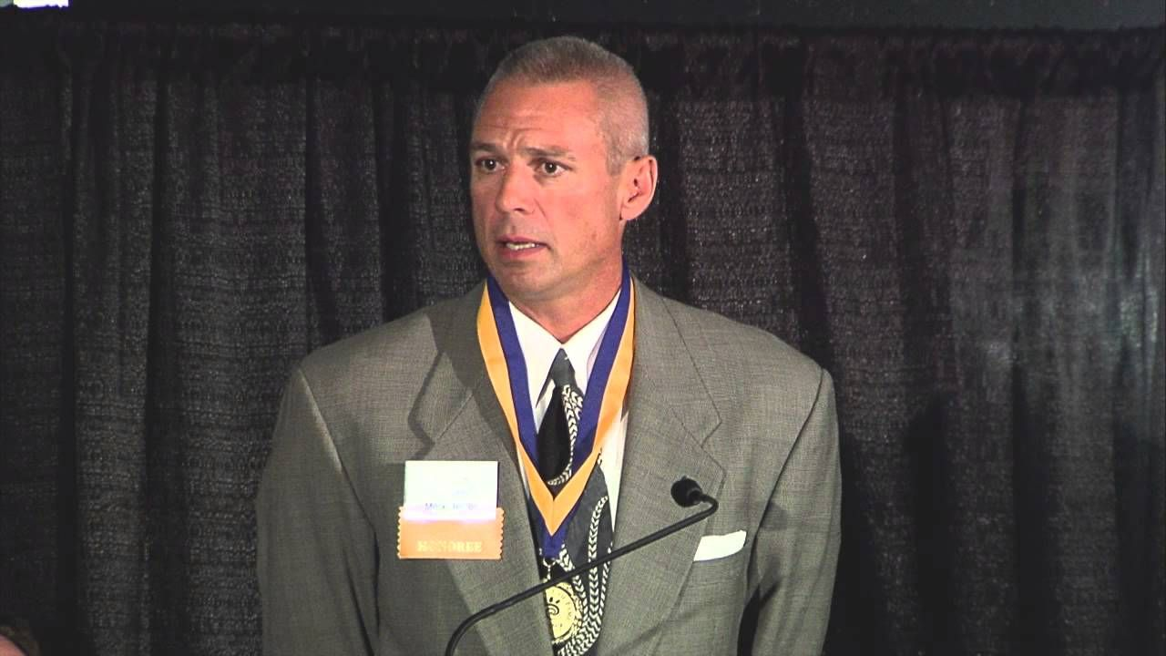 """Andrew """"Scooter"""" Molander is a former NFL quarter, current head football coach at Brophy Prep, and 2013 inductee into the Phoenix College Hall of Fame."""