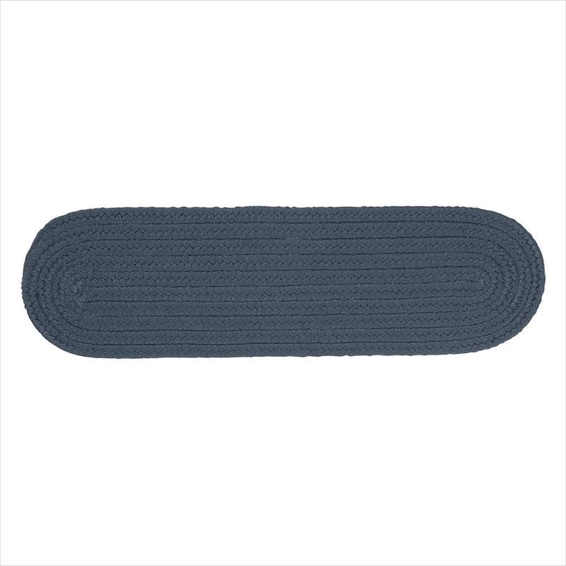 Best Solid Reversible Oval Stair Tread 8 Inch X 28 Inch 400 x 300