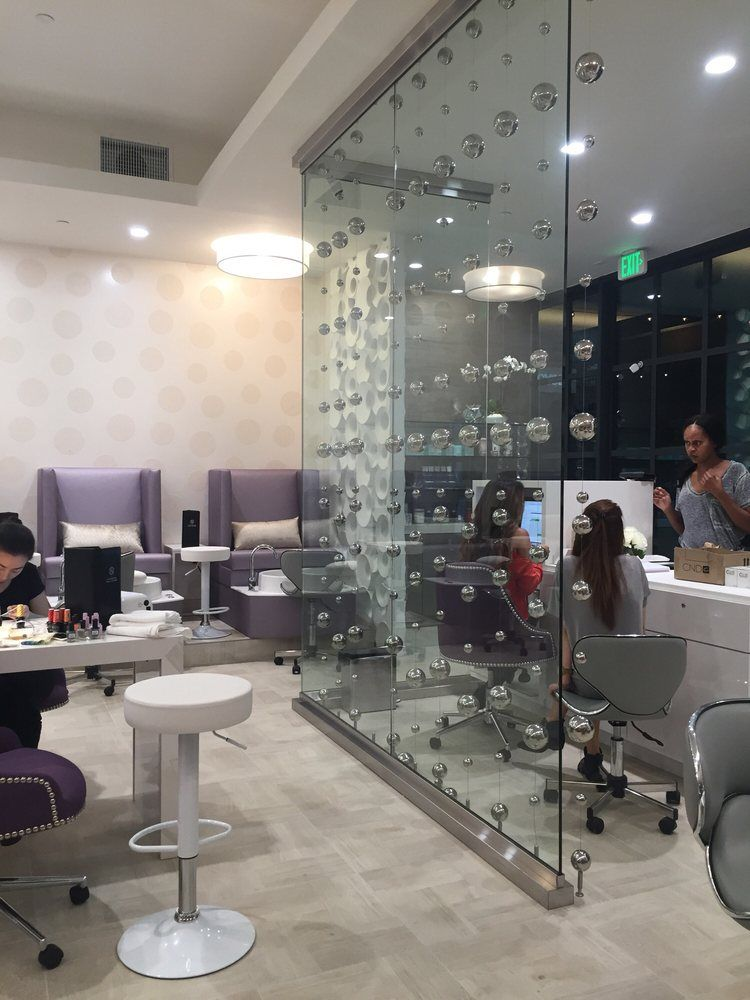 Photo Of Champagne Nail Lounge Los Angeles Ca United States