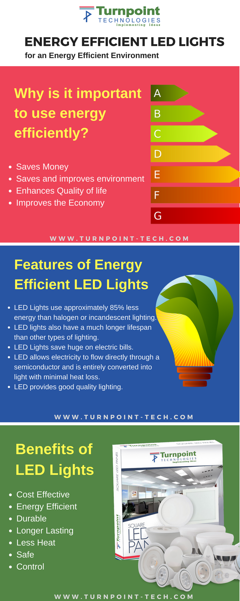 Street LED lights: features and benefits 26