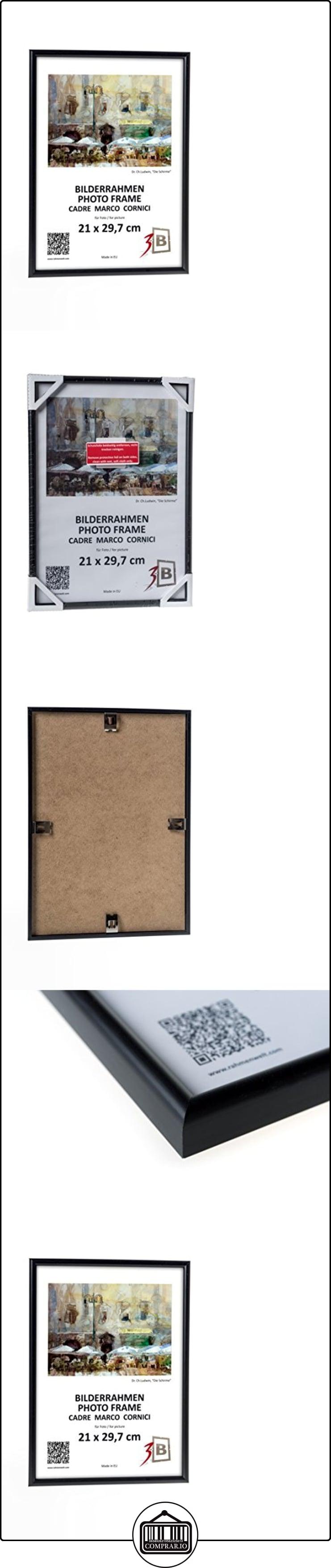 Conjunto de 2 piezas FOTO - de plástico marcos de fotos - 21x29,7 cm ...