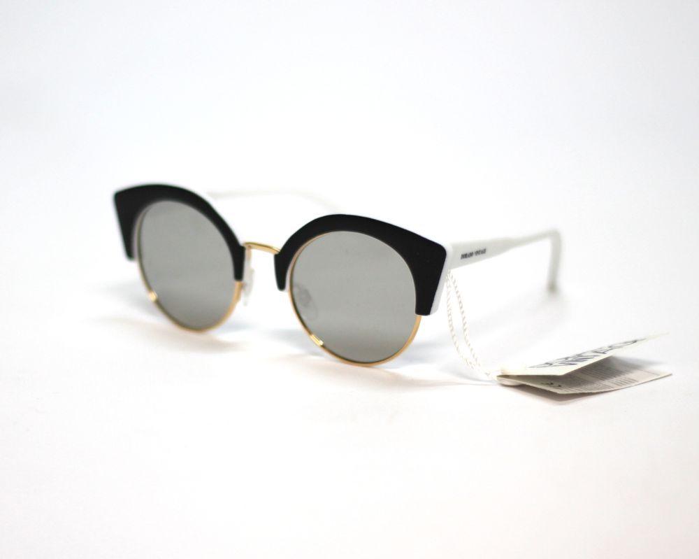 Gafas de sol Dorado Vintage Modelo Groucho: montura negra, bordes ...