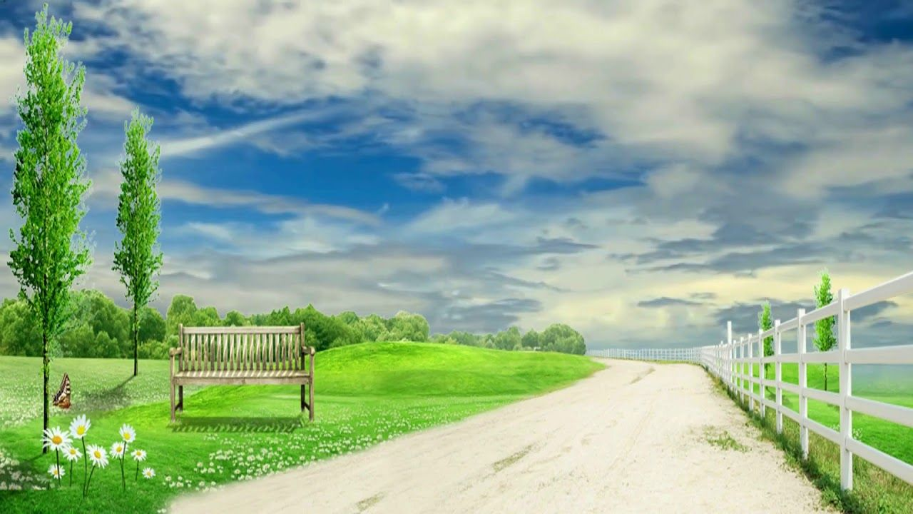 Beautiful 3d Animation With Nature Scenery 3d Background Video 772 Background 3d Background Motion Backgrounds