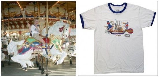 Disney's YesterEars Apparel Is An Homage To Bygone Attractions