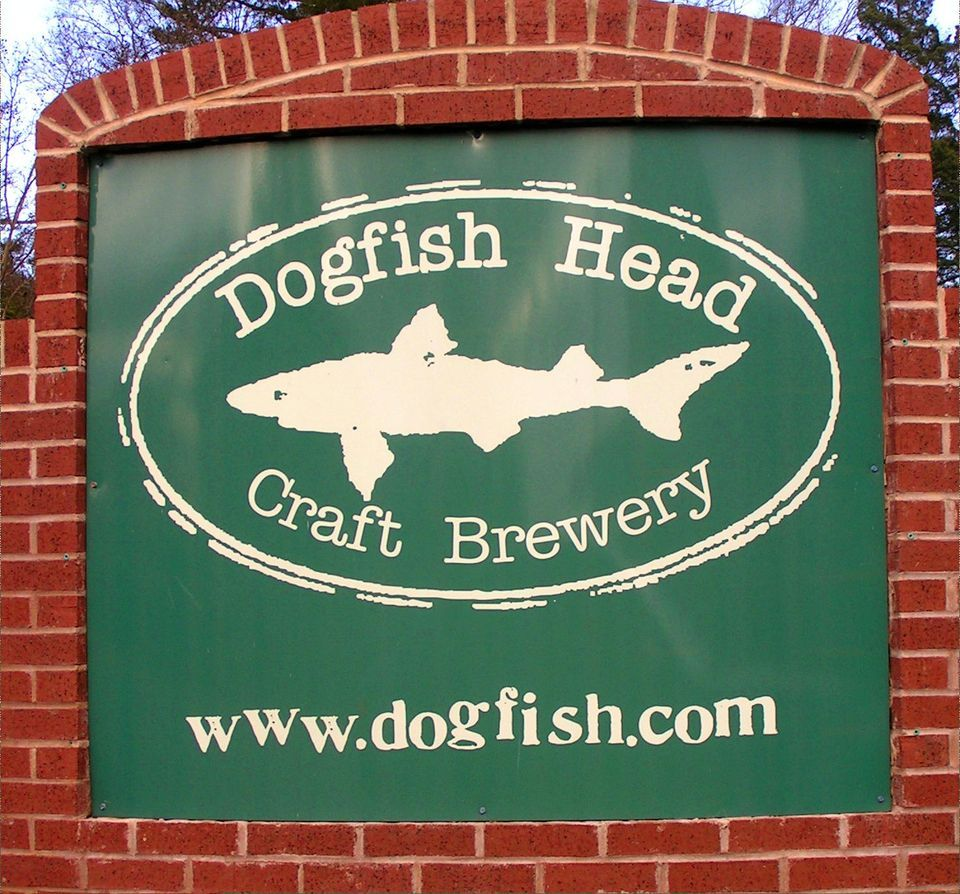32+ Dogfish head craft brewery events info
