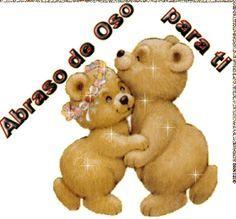 Un abrazo de oso para ti