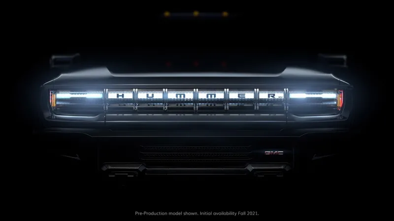 The Reborn Gmc Hummer Ev Truck Will Have 1 000 Hp 11 500 Lb Ft Of