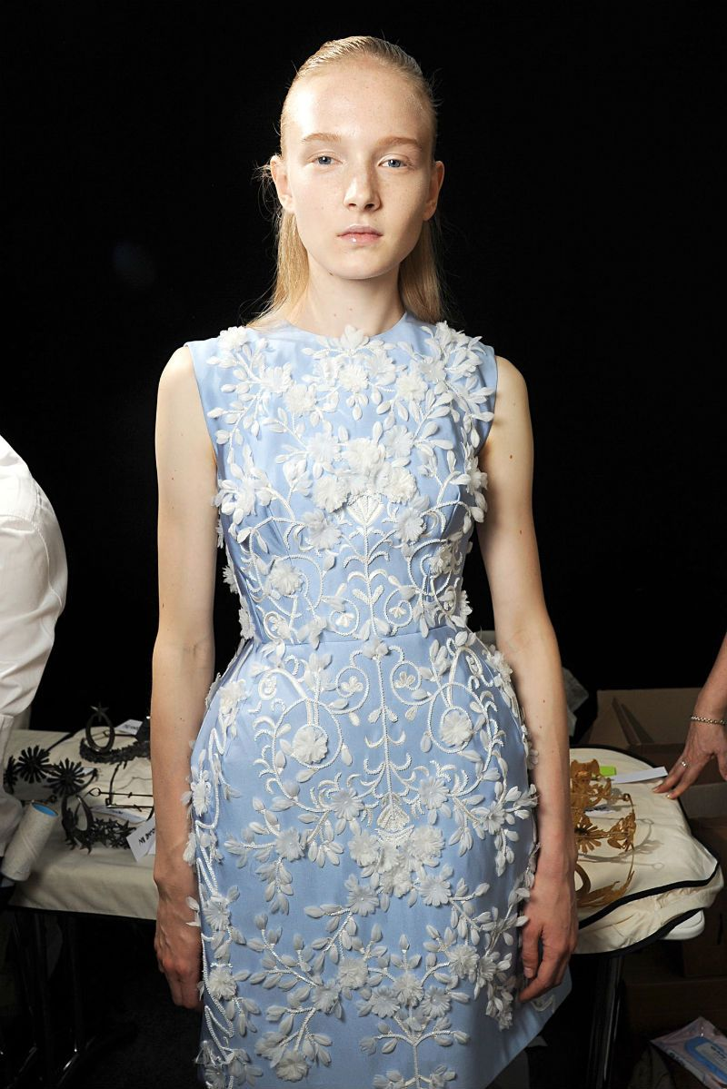 This Giambattista Valli dress is perfect for a tea party. :) | What ...