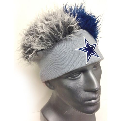 fb85604a2ed0c Dallas Cowboys Flair Hair Beanie