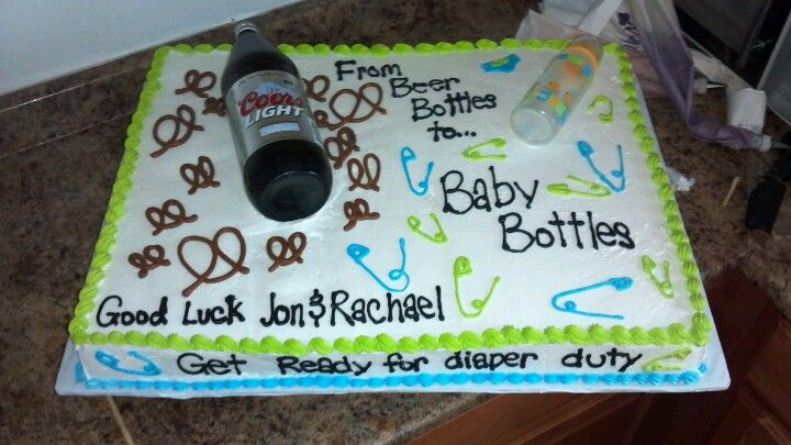 Diaper Party Cake With Images Diaper Parties Baby Gifts