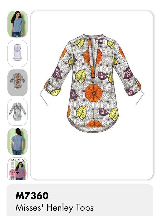 Pattern for Ankara Top | Cute Sewing Patterns | Pinterest | Ankara ...