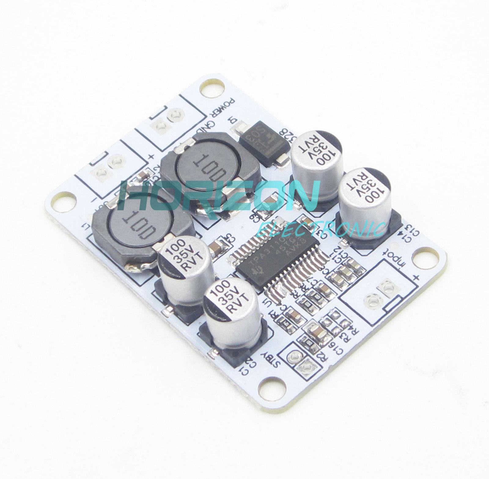 $1 89 - Tpa3110 Pbtl 30W Digital Mono Amplifier Module Board Power