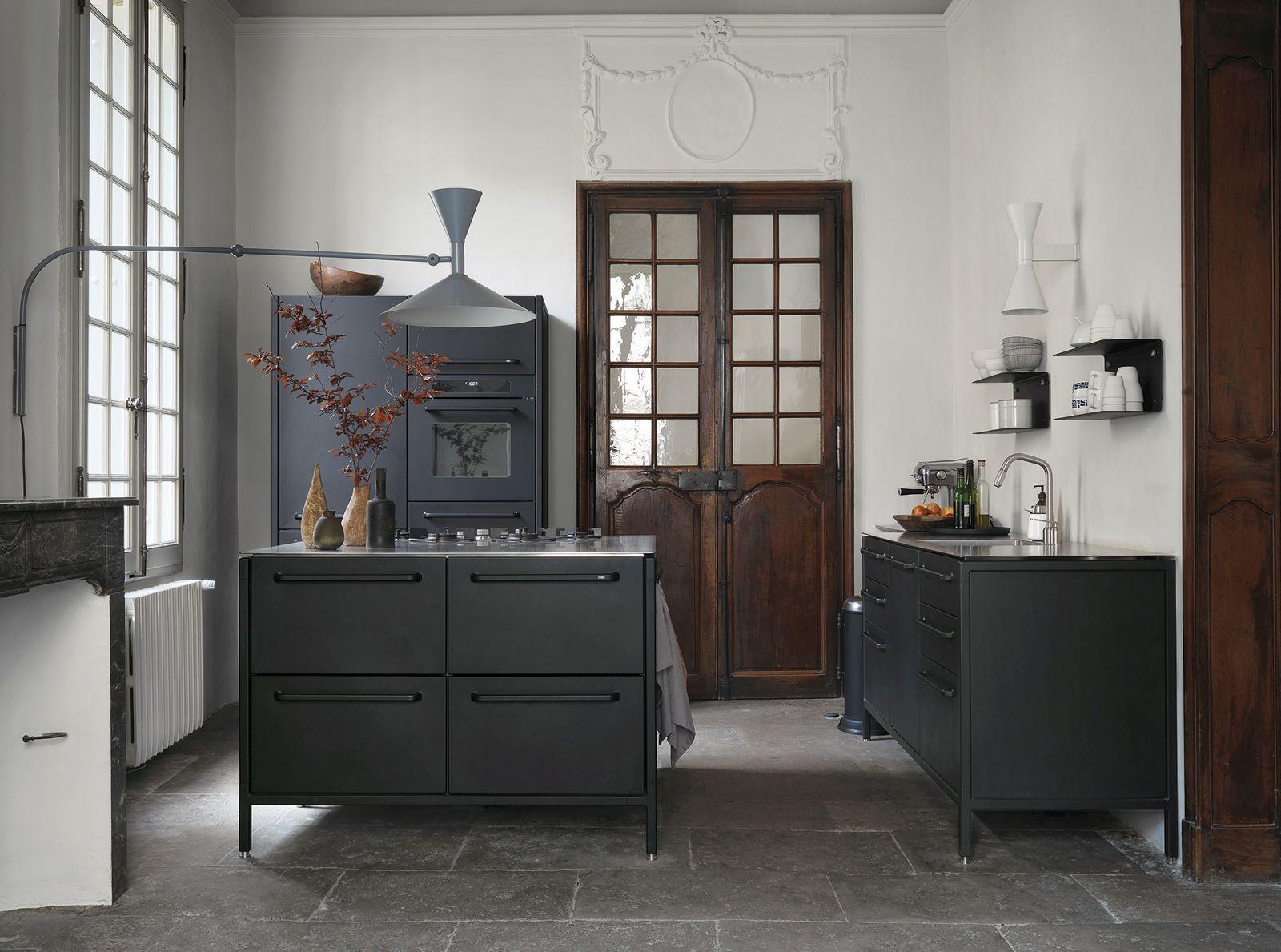 Más reciente Fotos de cocina metalicos Conceptos