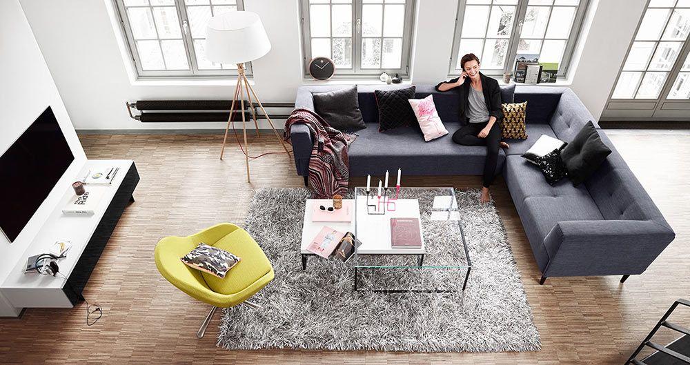 designer sofas & moderne sofas für ihr wohnzimmer | boconcept, Hause deko