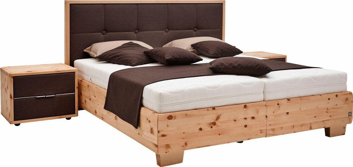 Boxspringbett Pure Pine Boxspringbett Bett Federkernmatratze