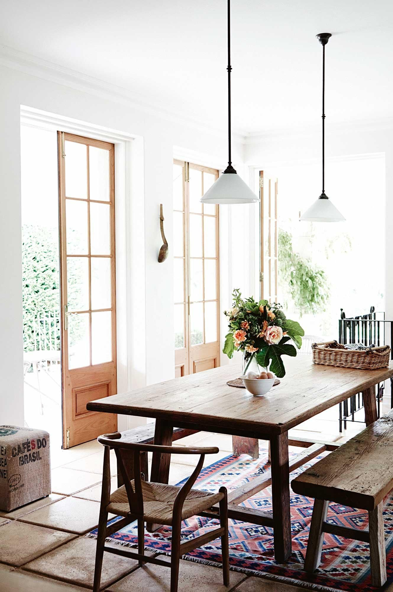 Dining Room Australian Country Style