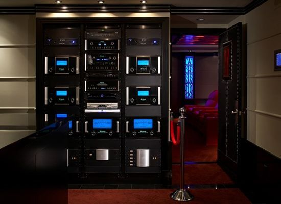 mcintosh home theater | Installing A Home Theater | Pinterest