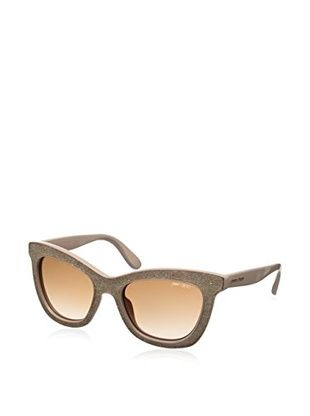 a5e8f519695 JIMMY CHOO Women s Flash Nude Brown Gradient Sunglasses