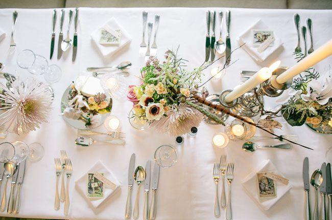 Alice in Winter Wonderland Wedding: Sabrina + Hubert, paper goods by Die exklusiven Einladungskarten
