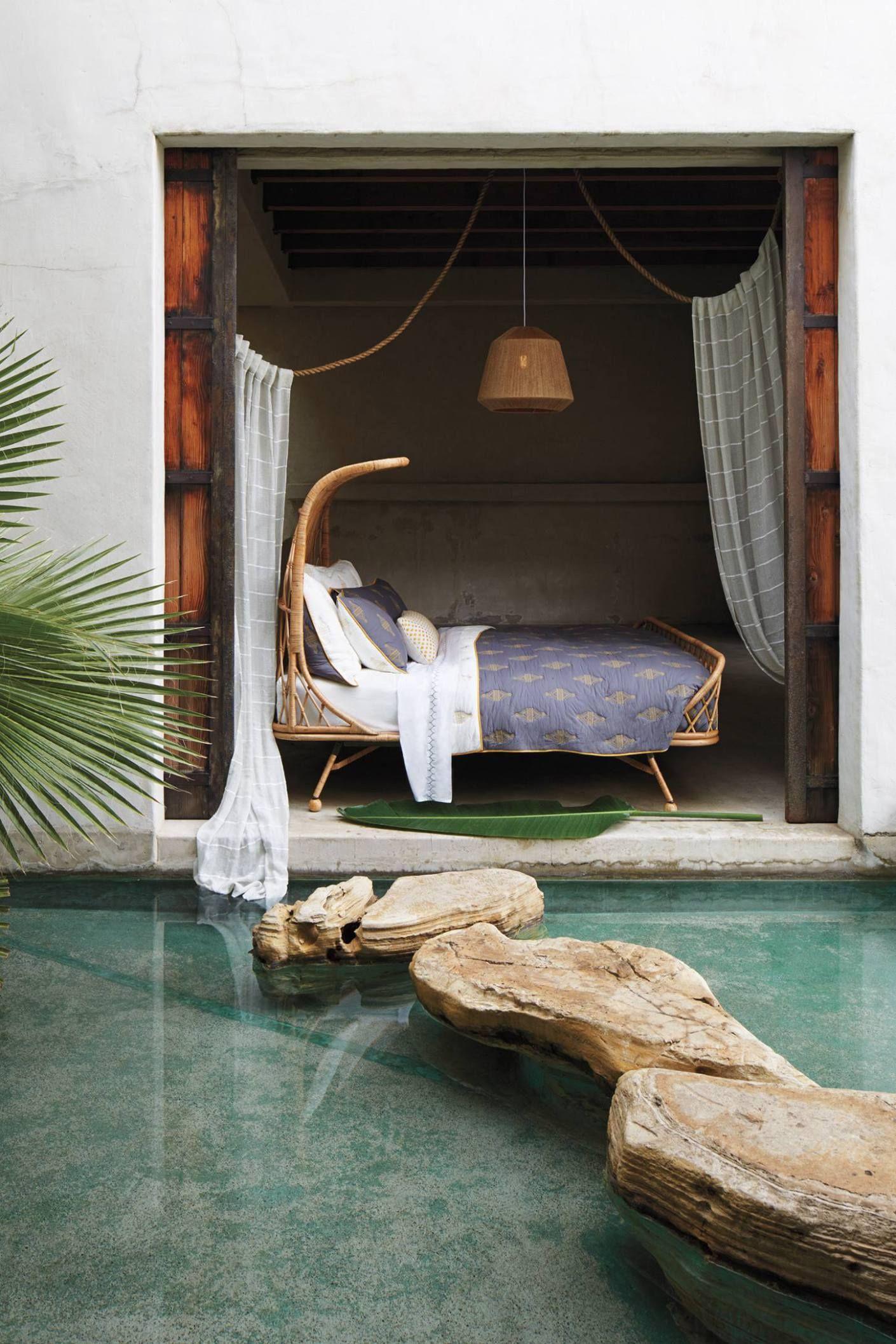the house home summer lookbook furniture estilo oriental oriental e casa de praia. Black Bedroom Furniture Sets. Home Design Ideas