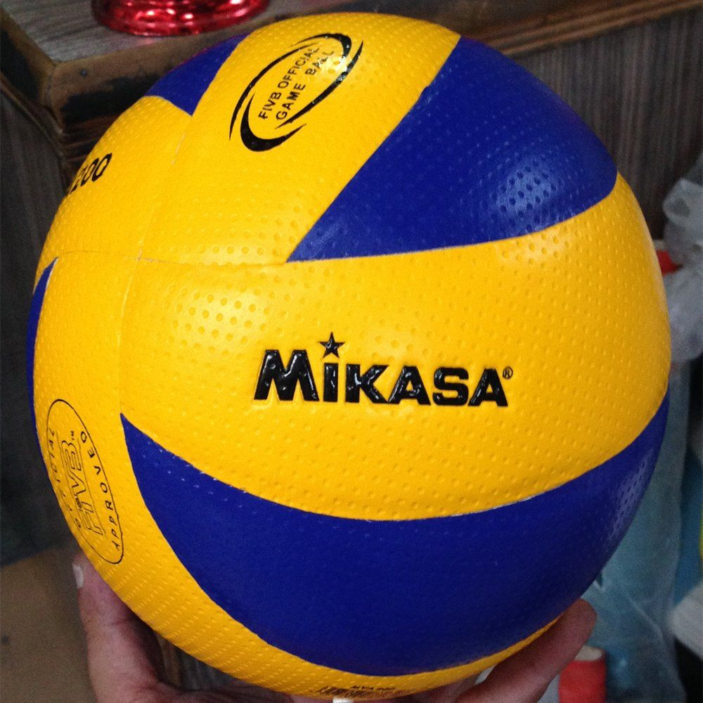 Mikasa Japan Mva200 Fivb Official Volleyball Game Ball Size 5 Mikasa Volleyball Volleyball Games