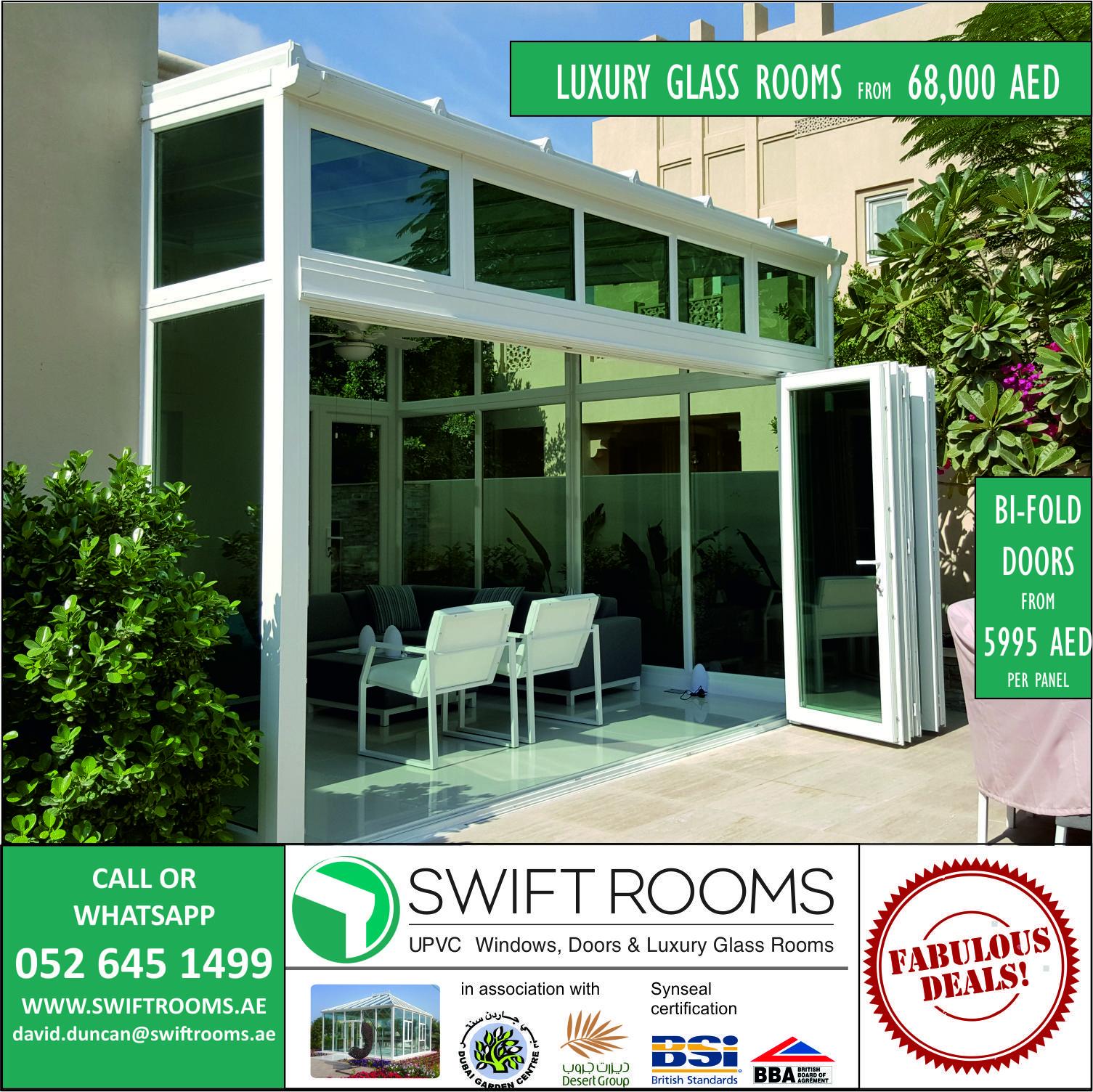 luxury glass rooms, majlis, conservatories in Dubai #dubai ...