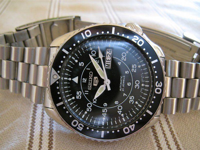seiko skx007 military mod horology timepieces pinterest