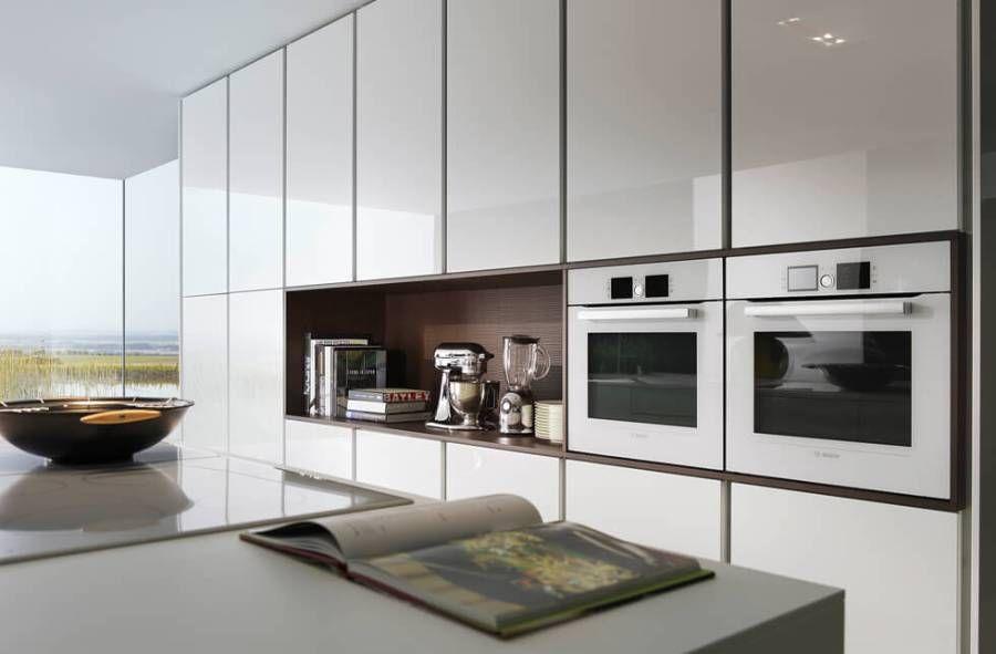 Hochglanz oder matt - Welche Küchenfronten sind pflegeleichter - küche hochglanz oder matt
