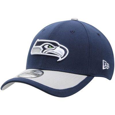 buy online 5b82f 608ff Seattle Seahawks 2015 On-Field 39THIRTY Flex Hat - Navy