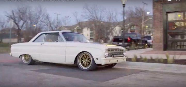 Superbe Great Video: Watch Gas Monkeyu0027s Aaron Kaufman Hammer On His 1963 Falcon In  Tick Tock
