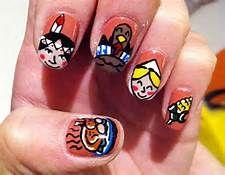 Thanksgiving Nail Art Designs - Bing Images