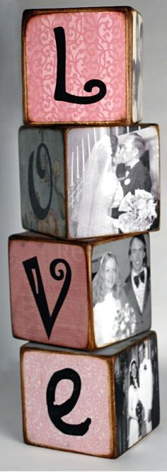 Mod Podge Pictures On Wood