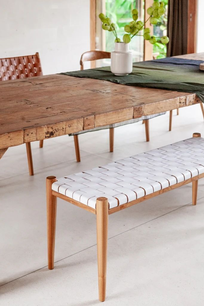 Our handmade furniture collection is online now! #ecoliving #bali #balivilla #interiordesign #homedecor #travelbali