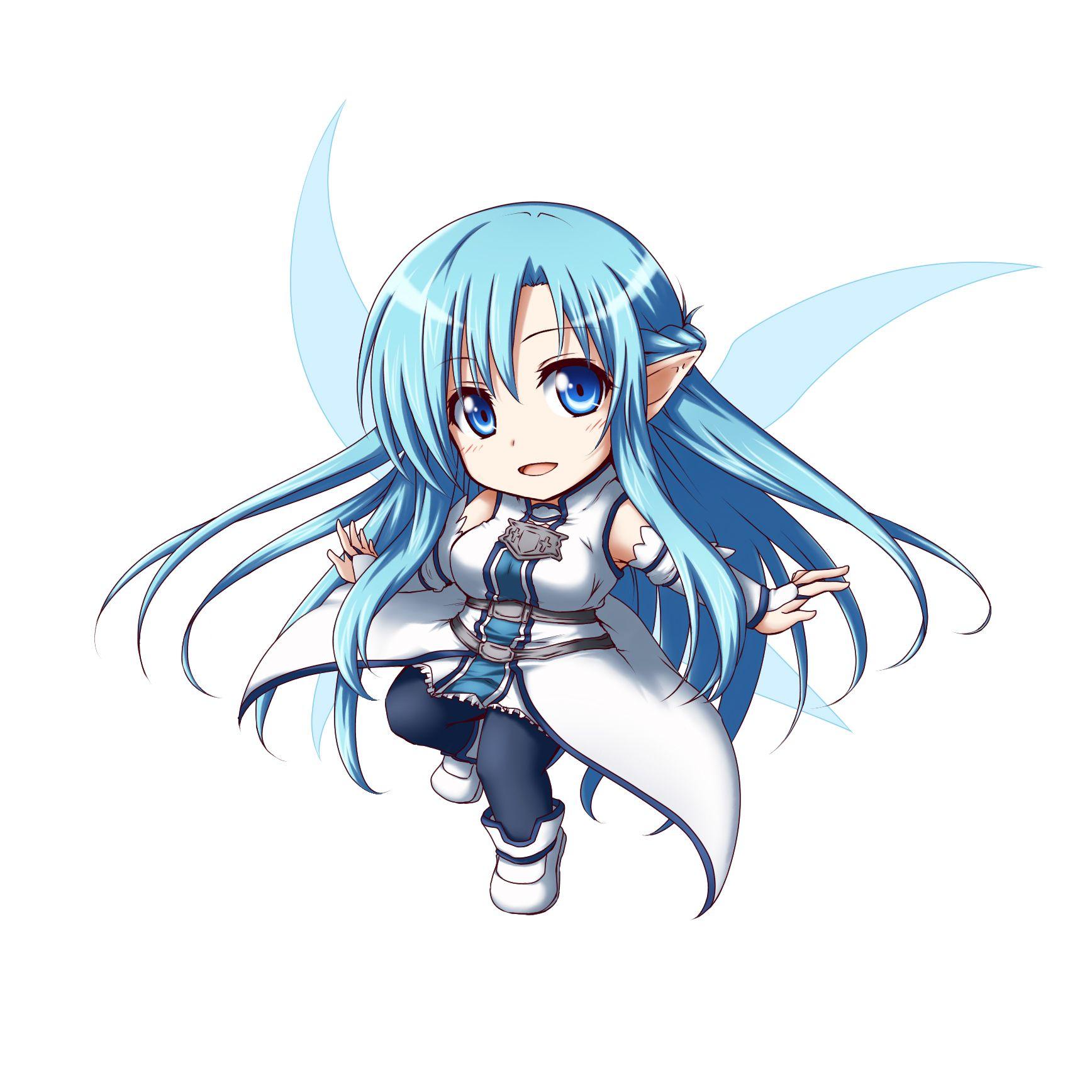 Asuna (ALO) by Kuena Sword art online, Art, Images