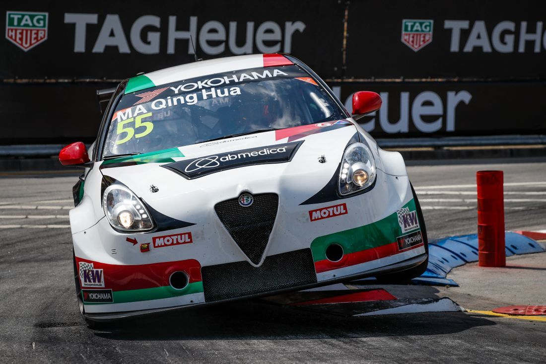 Photos Fia Wtcr World Touring Car Cup In 2020 Alfa Romeo Car Touring