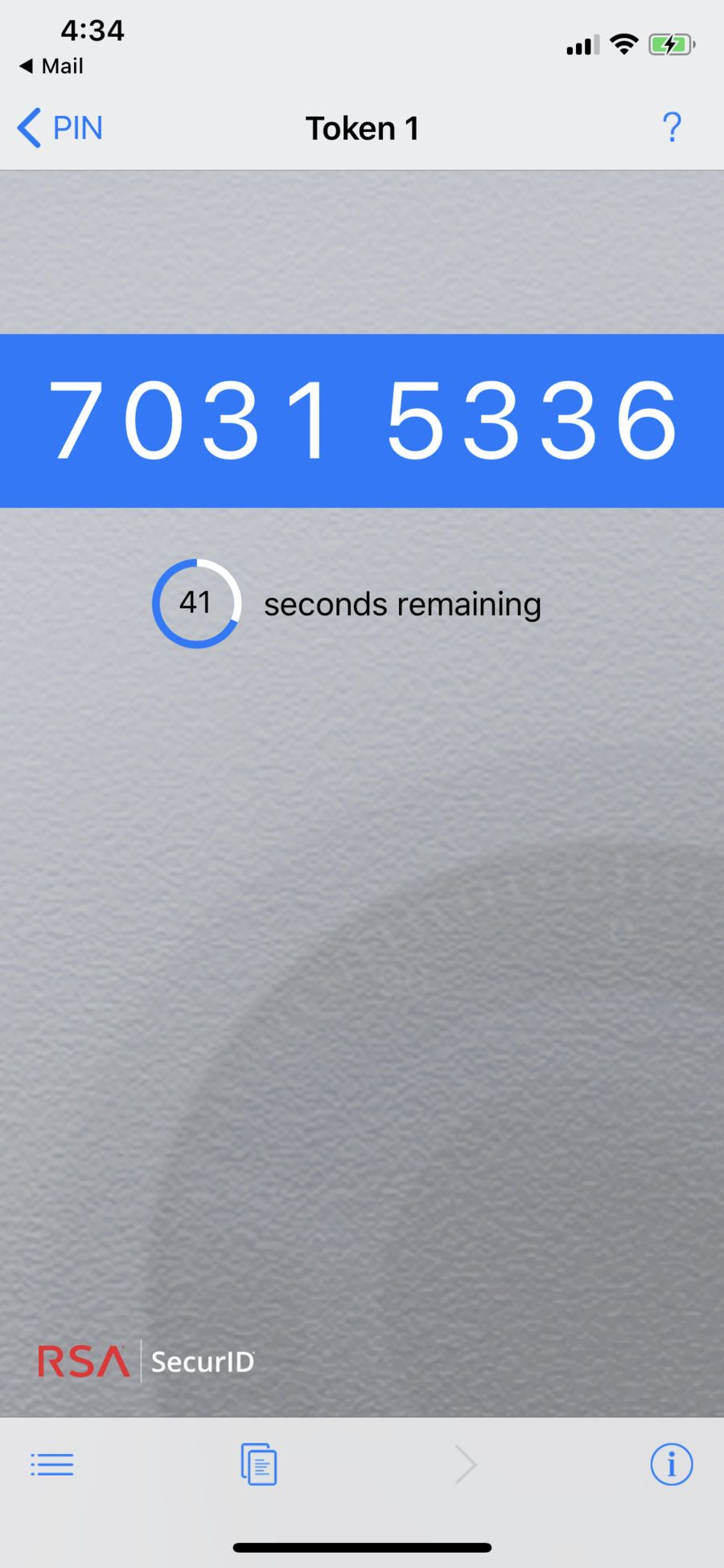 RSA SecurID Software Token #Business#Security#apps#ios | top