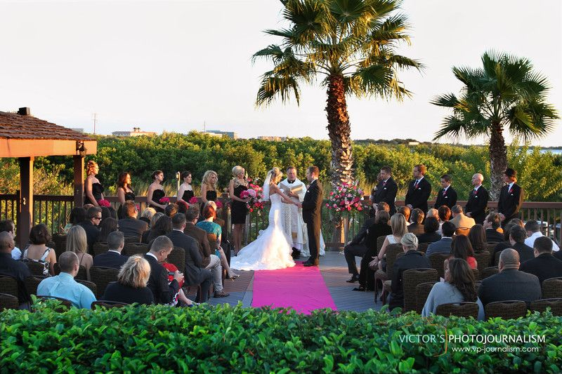See Grand Hyatt Tampa Bay On Weddingwire Sunset Wedding Indoor
