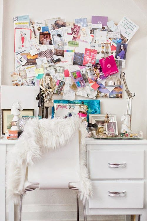 Lovely eclectic home office Daily Dream Decor Office Decorating