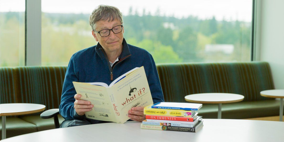 Bill Gates once said u0027definitely send me a résuméu0027 if you finish - bill gates resume