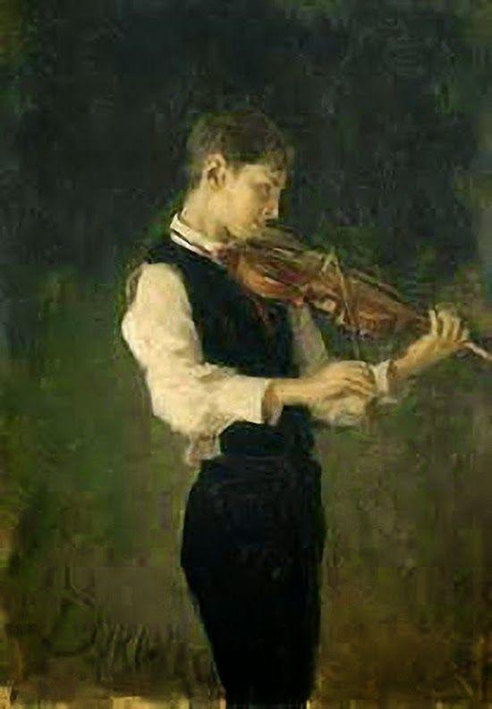 ~ Vlaho Bukovac ~ Croatian artist, 1855-1922