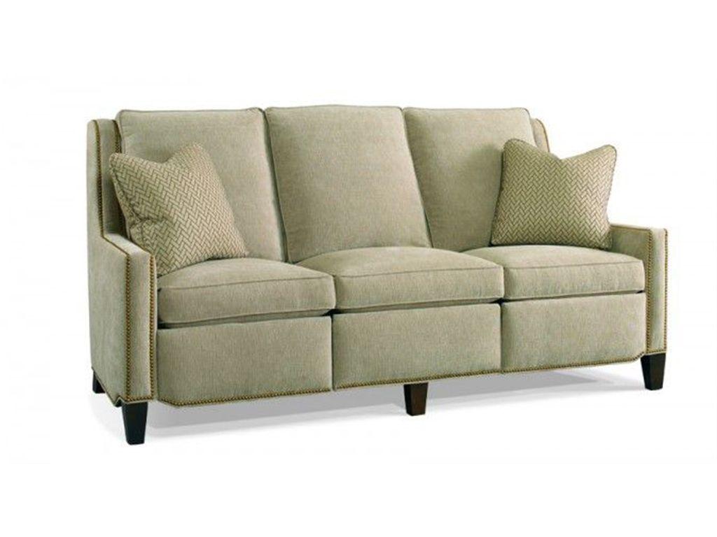 MotionCraft Living Room Recline Sofa 51730 Bartlett Home