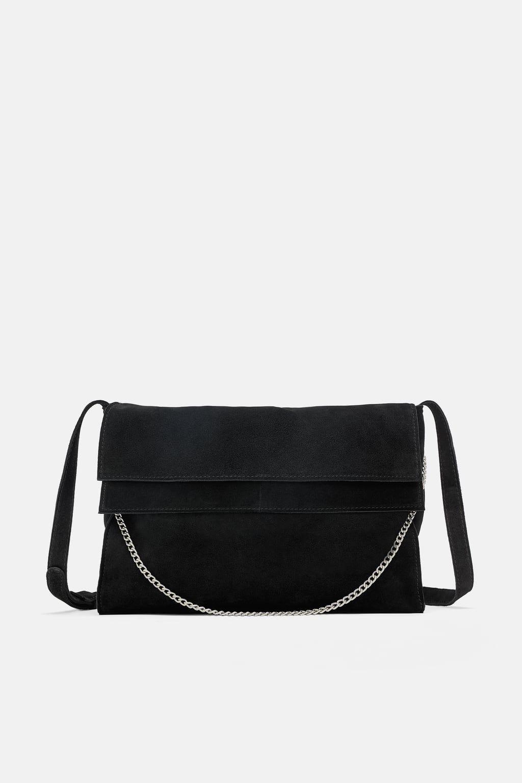 628297dd Image 2 of SPLIT LEATHER BUCKET BAG from Zara | Wardrobe | Bags ...